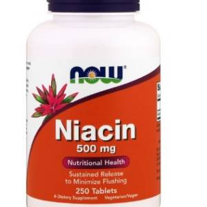 Niacin Vitamine B de Now Food