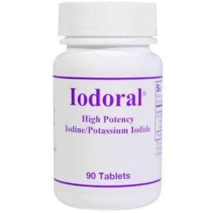 Iodoral® Supplément d'iode