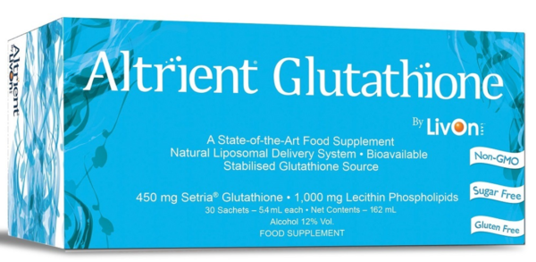 Altrient GSH Glutathion Liposomale