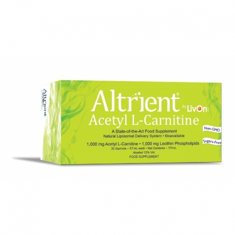 L'Aceyl-L-Carnitine Liposomale
