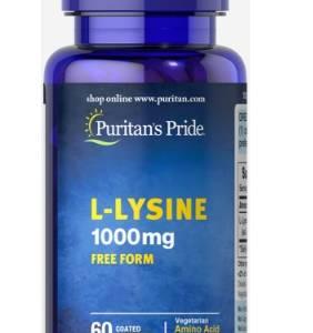 Lysine 1000 mg