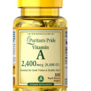La Vitamine A