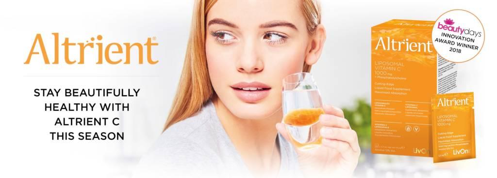 Vitamine C Liposomale Altrient C