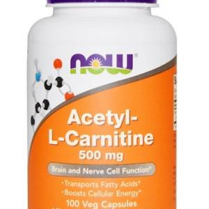 Now Foods, Acétyl-L carnitine