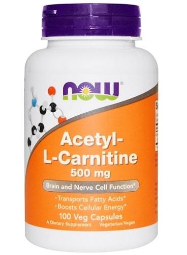 Now Foods, Acétyl-L carnitine