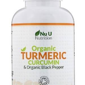 Curcumin et poivre noir