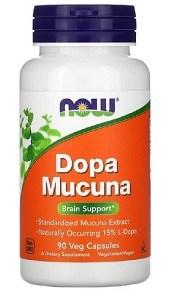 Mucuna Dopa de Now