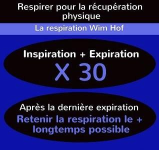 La respiration Wim Hof pour booster son énergie